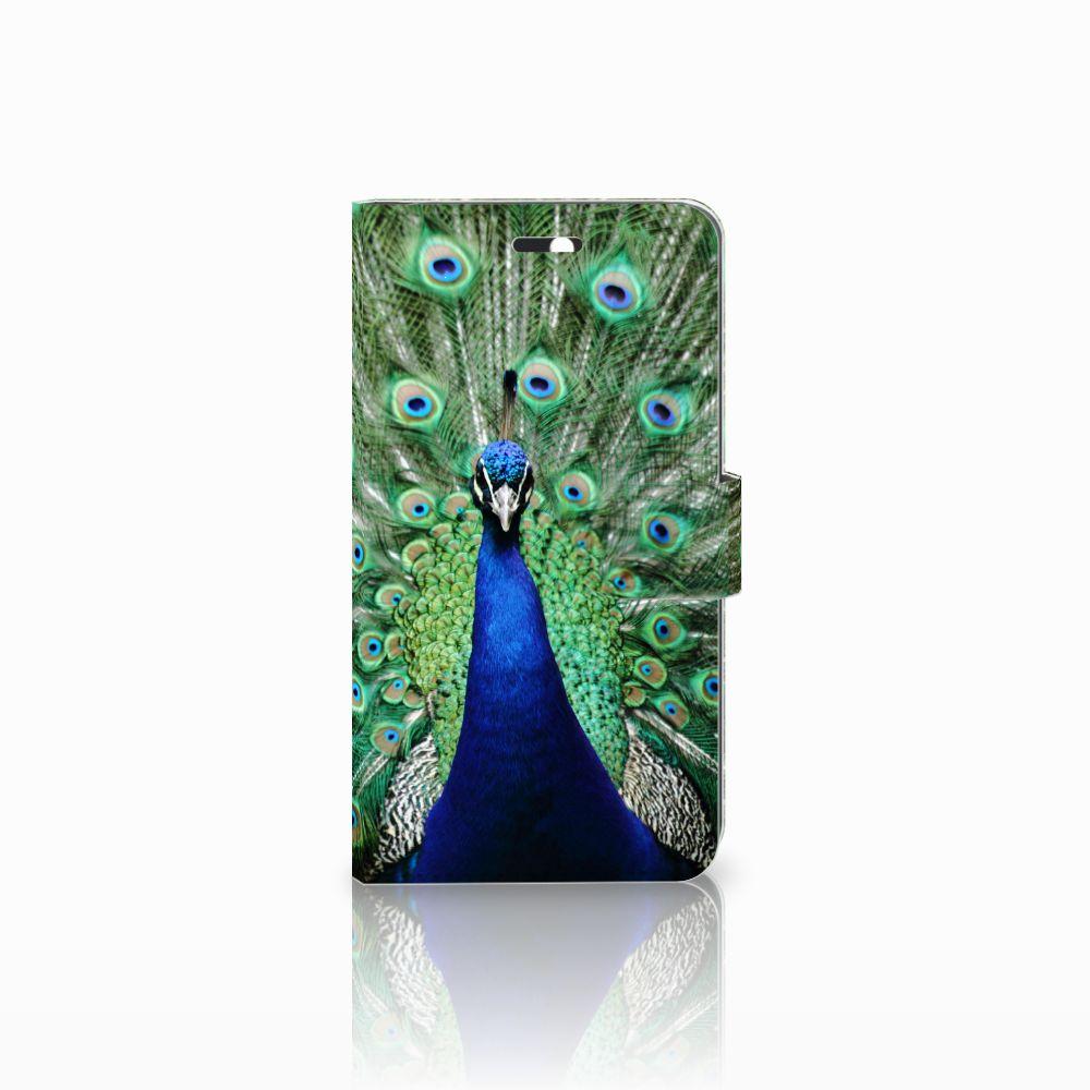 Huawei Y6 II | Honor 5A Boekhoesje Design Pauw