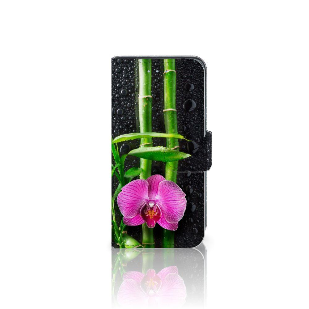 Samsung Galaxy A5 2016 Boekhoesje Design Orchidee
