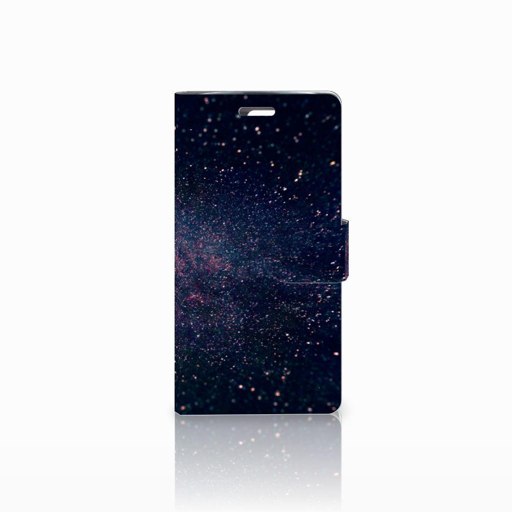 LG K10 2015 Boekhoesje Design Stars