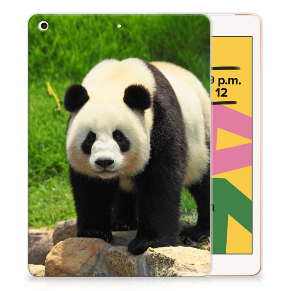 Apple iPad 10.2 (2019) Back Case Panda