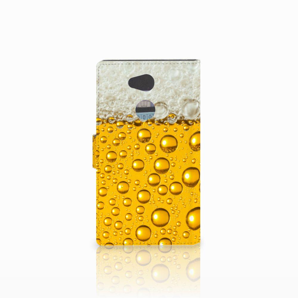 Sony Xperia L2 Book Cover Bier