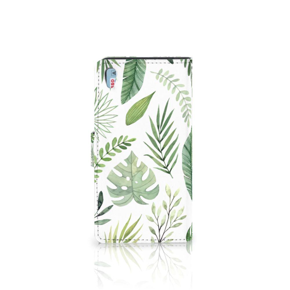 Sony Xperia Z5 | Z5 Dual Hoesje Leaves