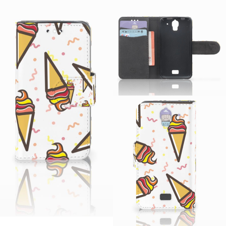 Huawei Y360 Book Cover Icecream
