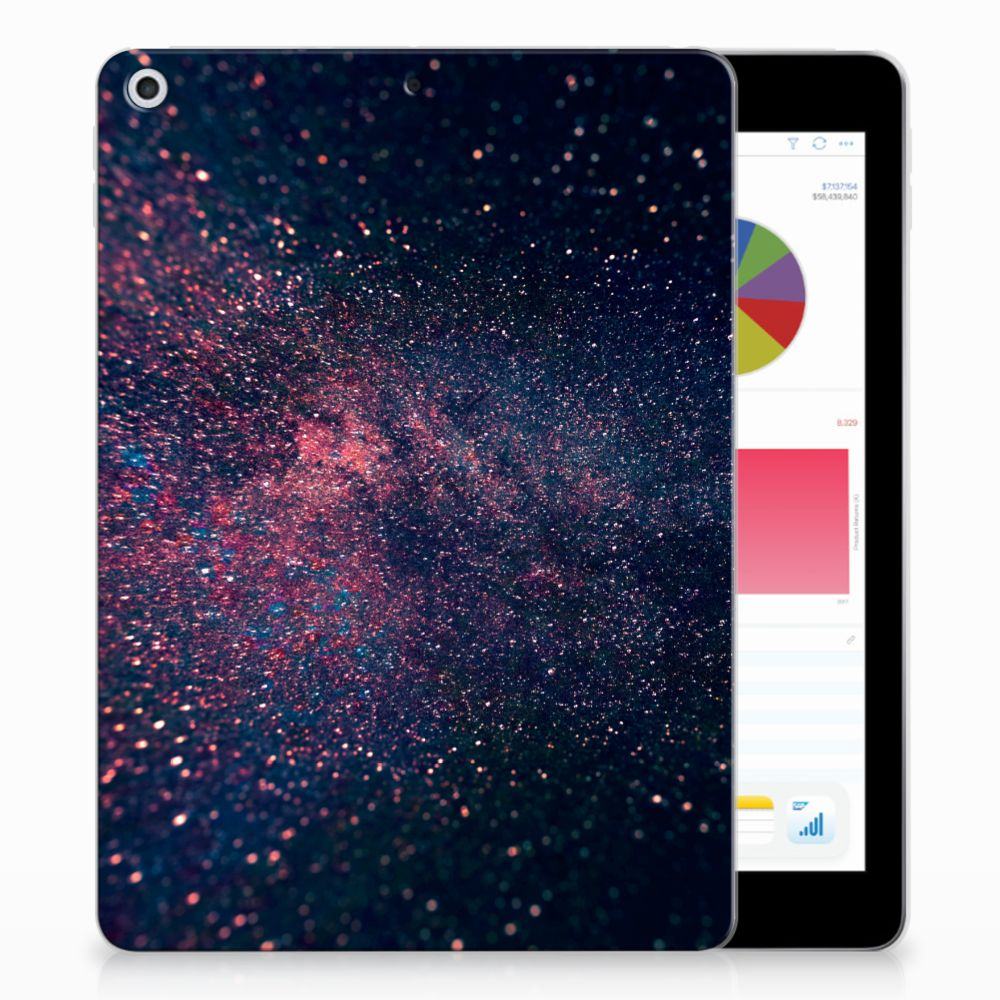 Apple iPad 9.7 2018 | 2017 Back Cover Stars