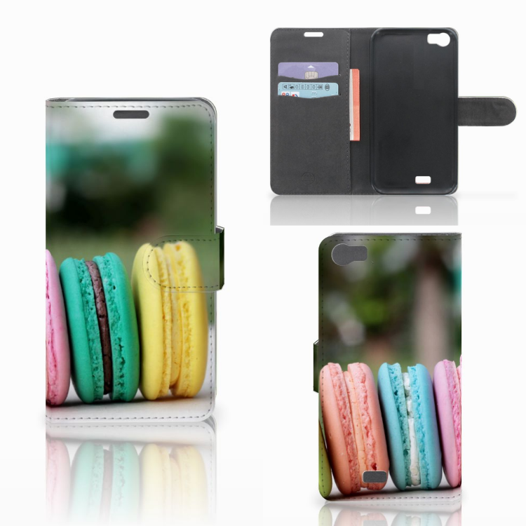 Wiko Lenny Book Cover Macarons