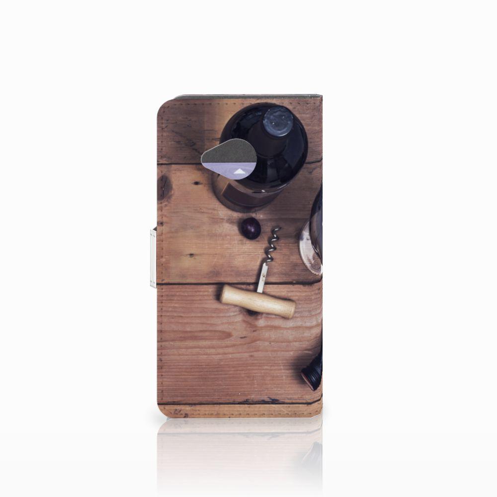 HTC U11 Life Book Cover Wijn