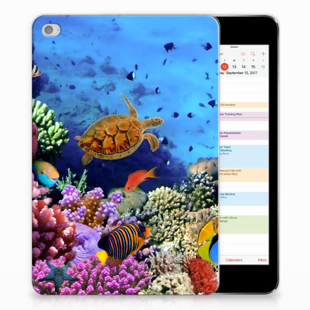 Apple iPad Mini 4 | Mini 5 (2019) Back Case Vissen