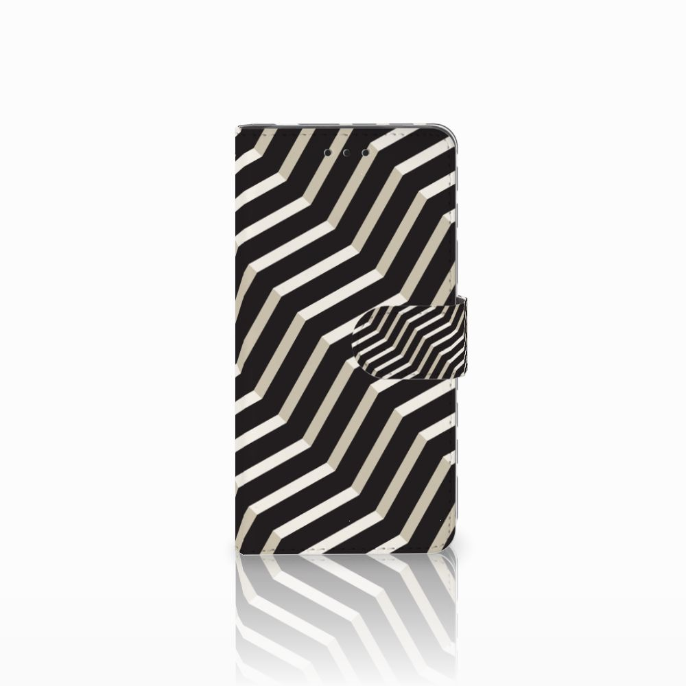 Huawei G8 Boekhoesje Design Illusion