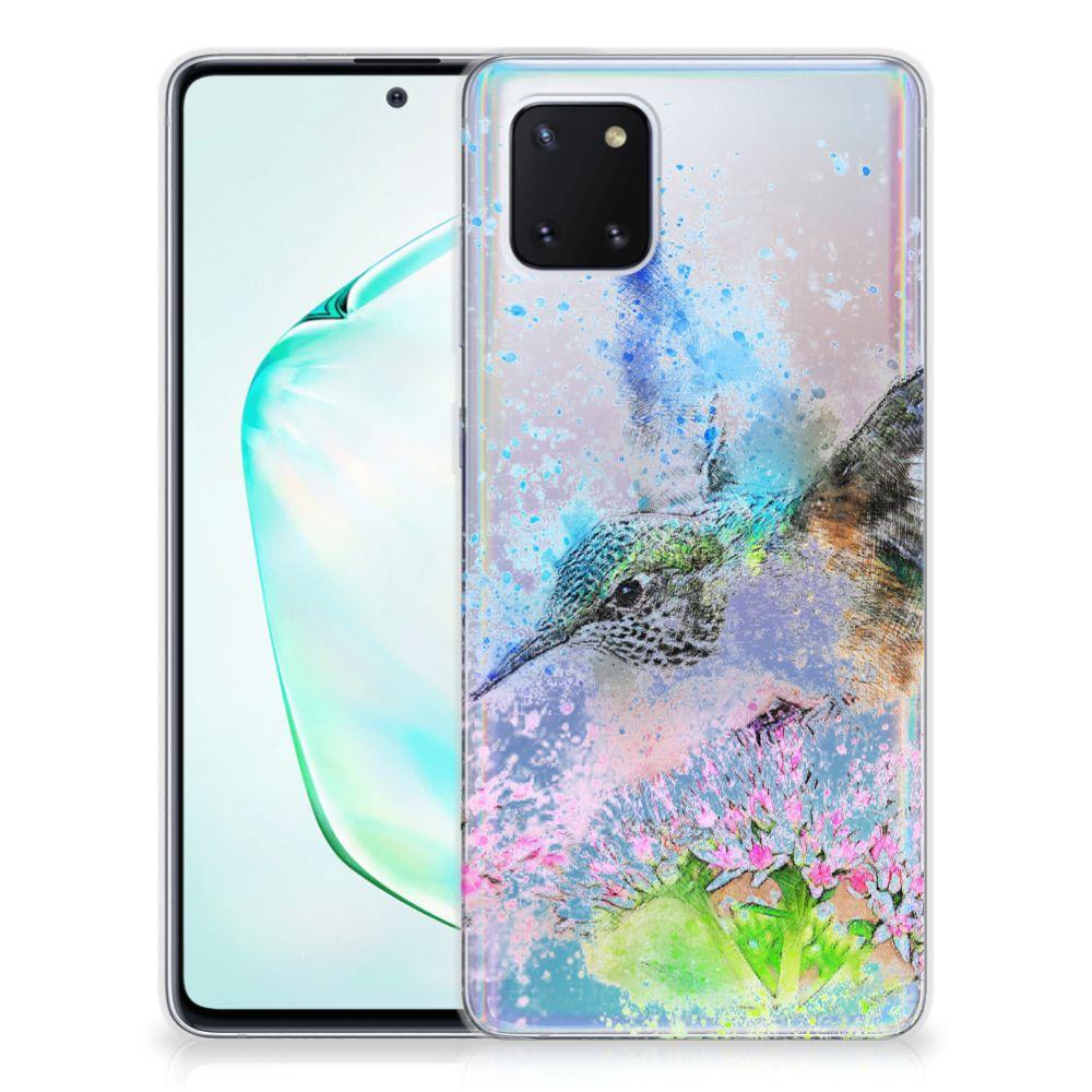 Hoesje maken Samsung Galaxy Note 10 Lite Vogel