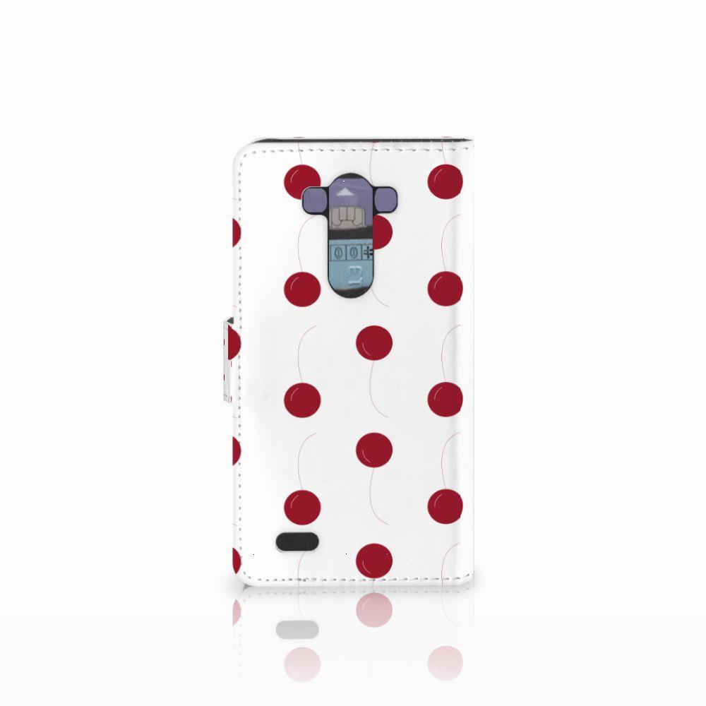 LG G3 Book Cover Cherries