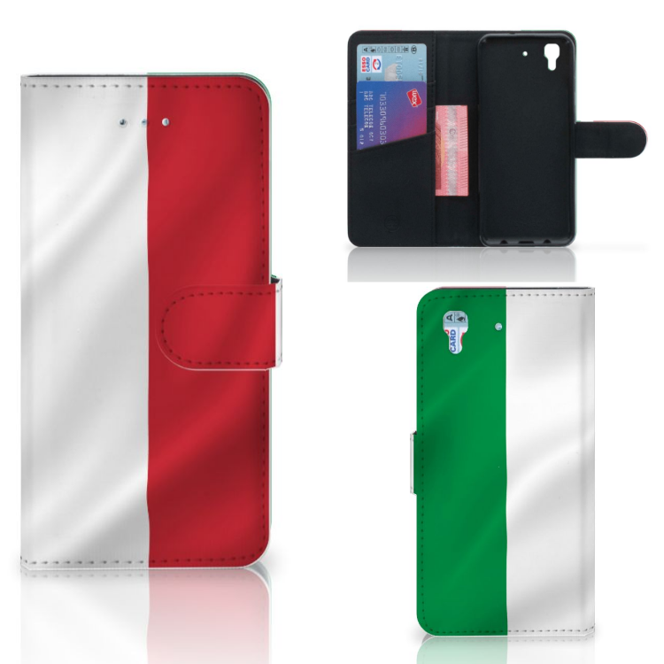 Honor 4A | Y6 Bookstyle Case Italië