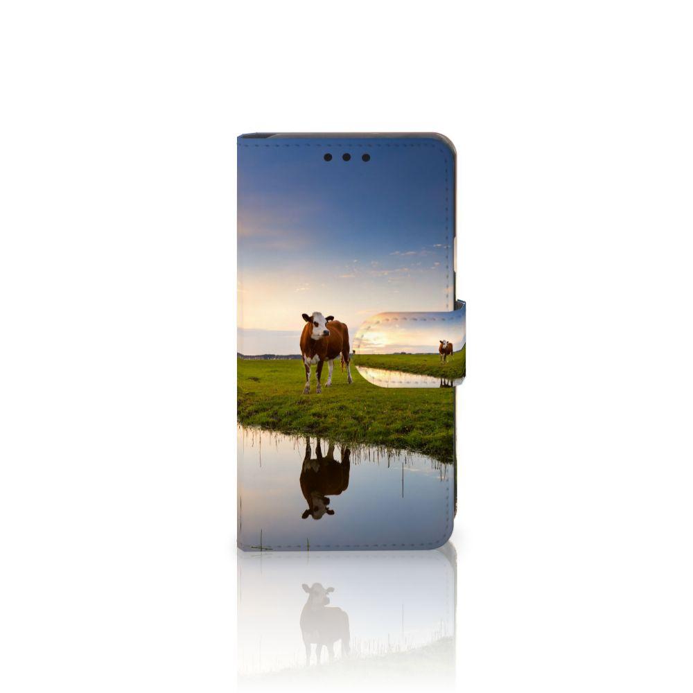 LG X Style Boekhoesje Design Koe