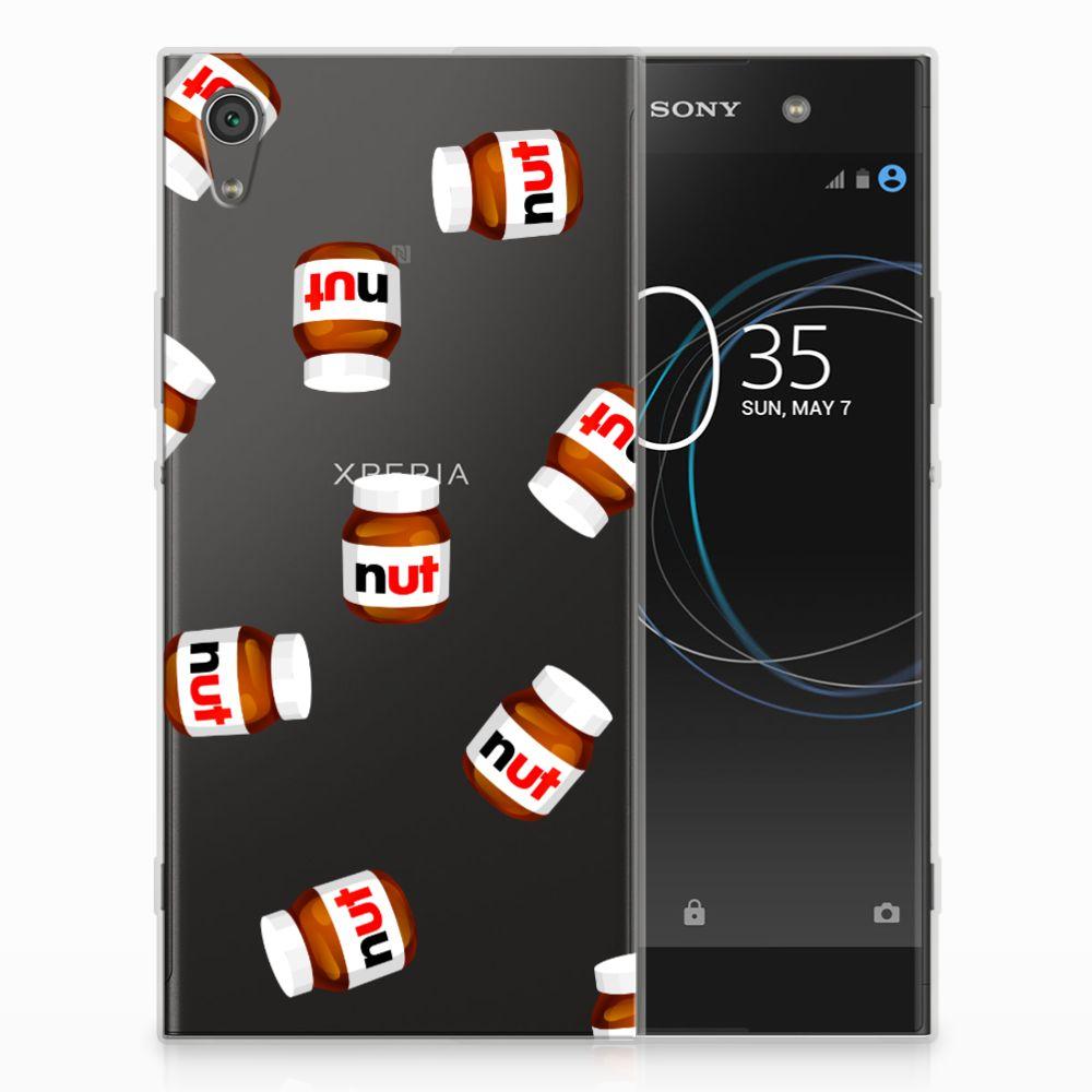 Sony Xperia XA1 Ultra Siliconen Case Nut Jar