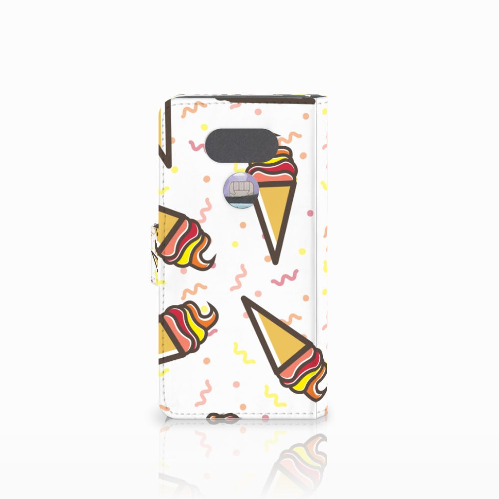 LG G5 Book Cover Icecream