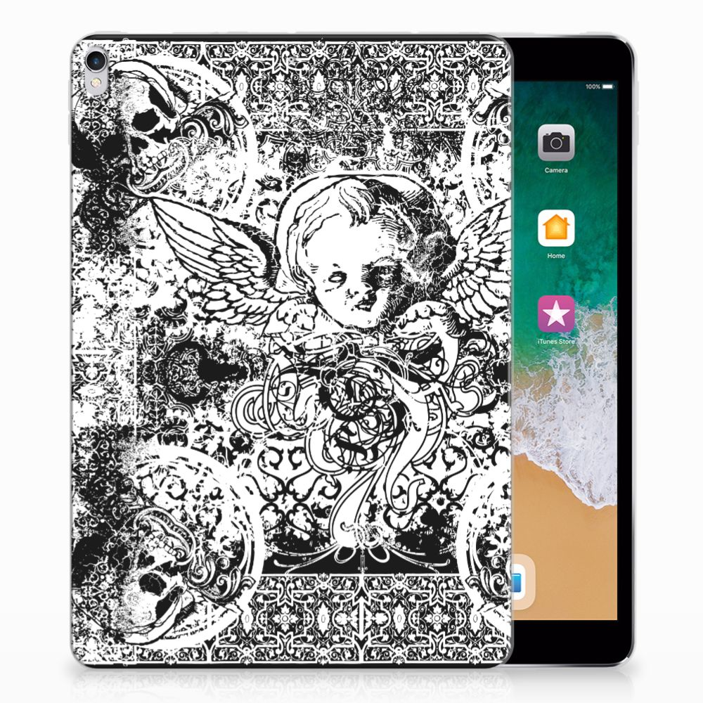 Tablet BackCover Apple iPad Pro 10.5 Skulls Angel