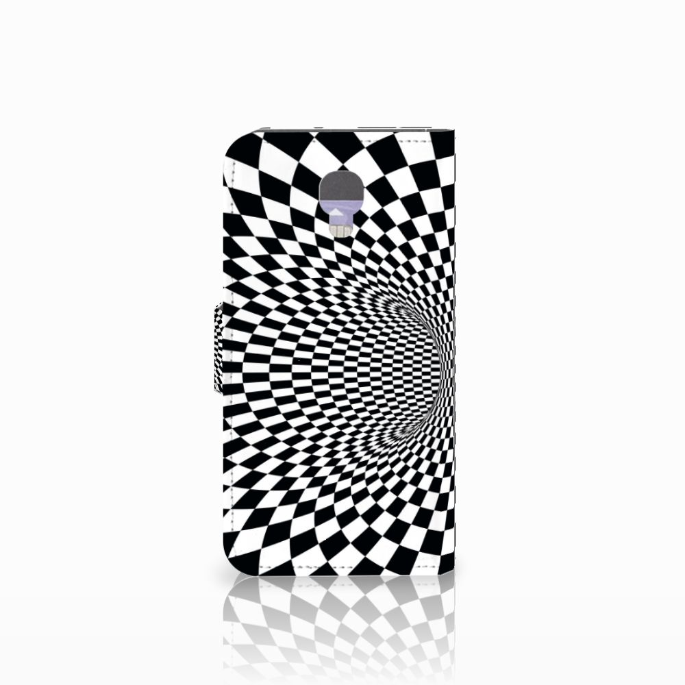 LG X Screen Bookcase Illusie