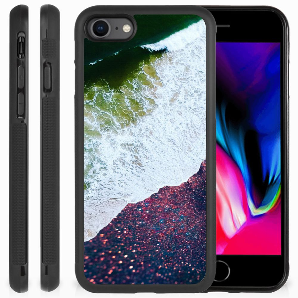 Apple iPhone 7 | 8 Grip Case Sea in Space