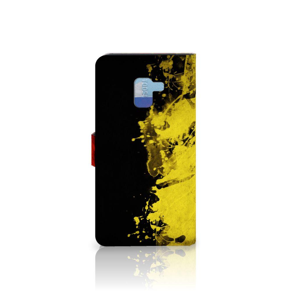 Samsung Galaxy A8 Plus (2018) Bookstyle Case België