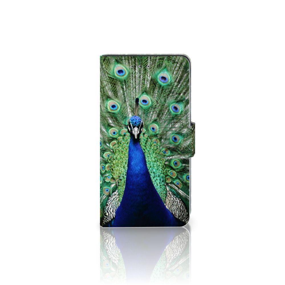 Motorola Moto G 3e Generatie Boekhoesje Design Pauw