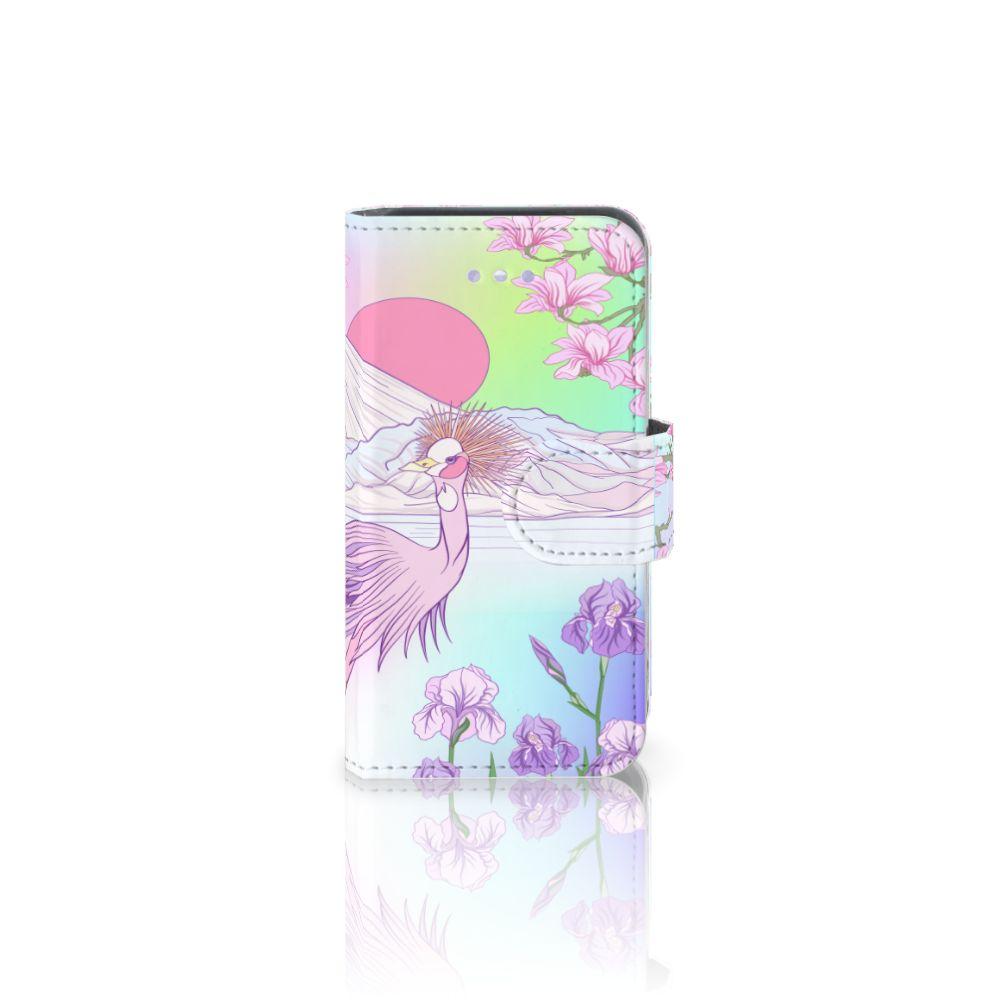 Apple iPhone 4 | 4S Uniek Boekhoesje Bird