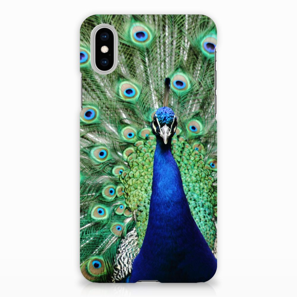 Apple iPhone X | Xs Hardcase Hoesje Design Pauw