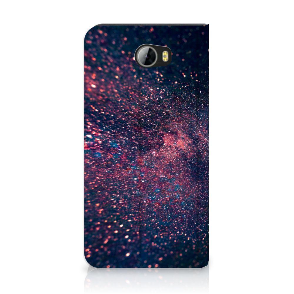 Huawei Y5 2 | Y6 Compact Standcase Hoesje Design Stars
