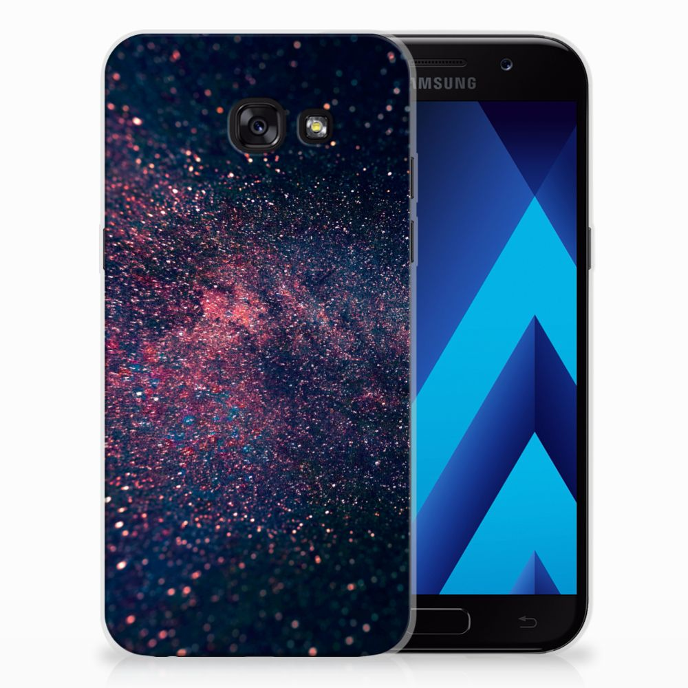 Samsung Galaxy A5 2017 TPU Hoesje Stars