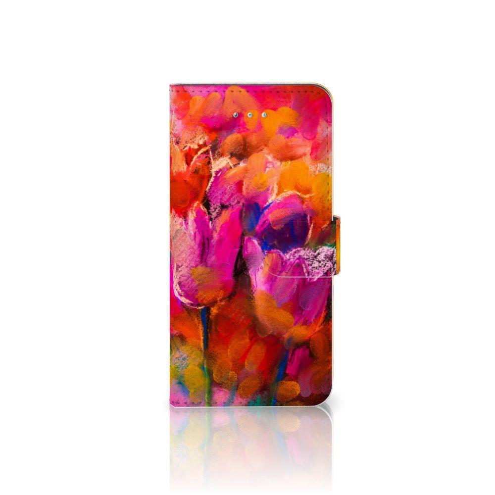 Honor 4A | Y6 Boekhoesje Design Tulips