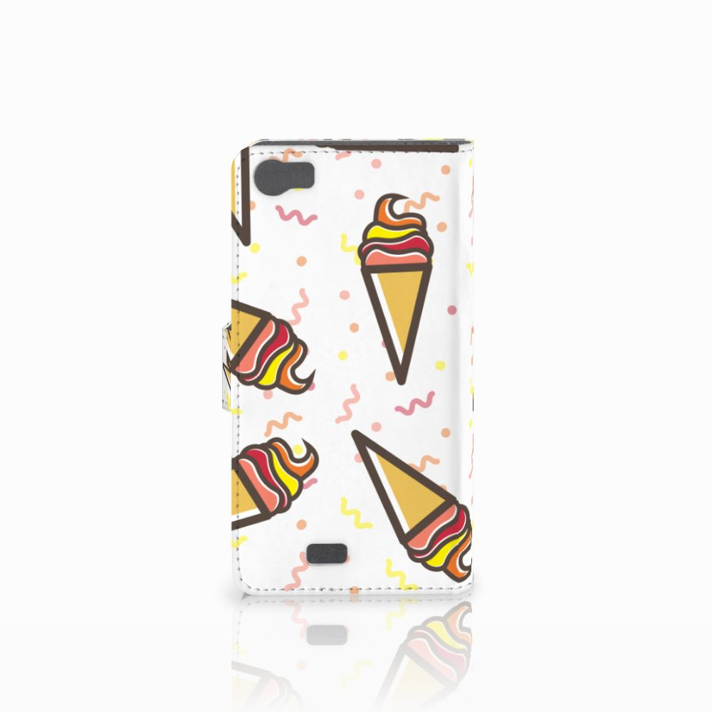 Wiko Lenny Book Cover Icecream