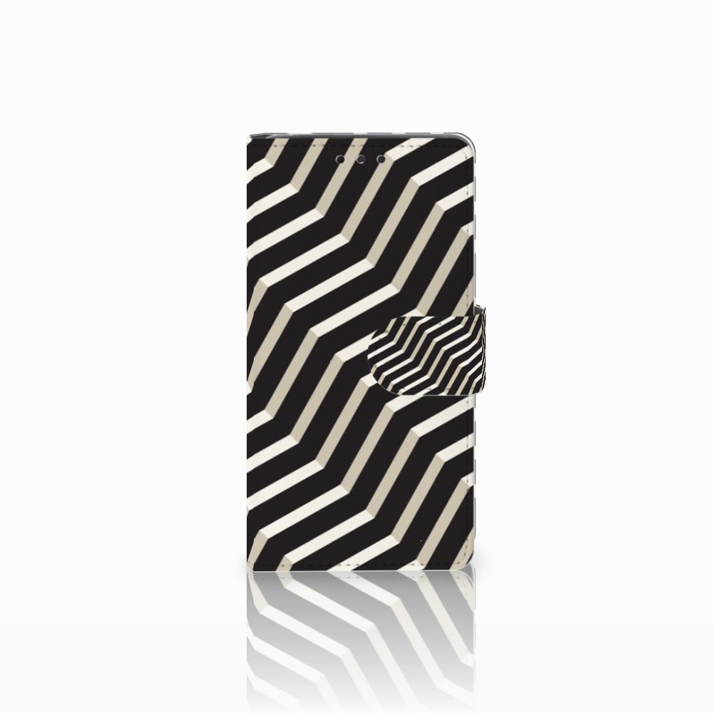LG Bello 2 Bookcase Illusion