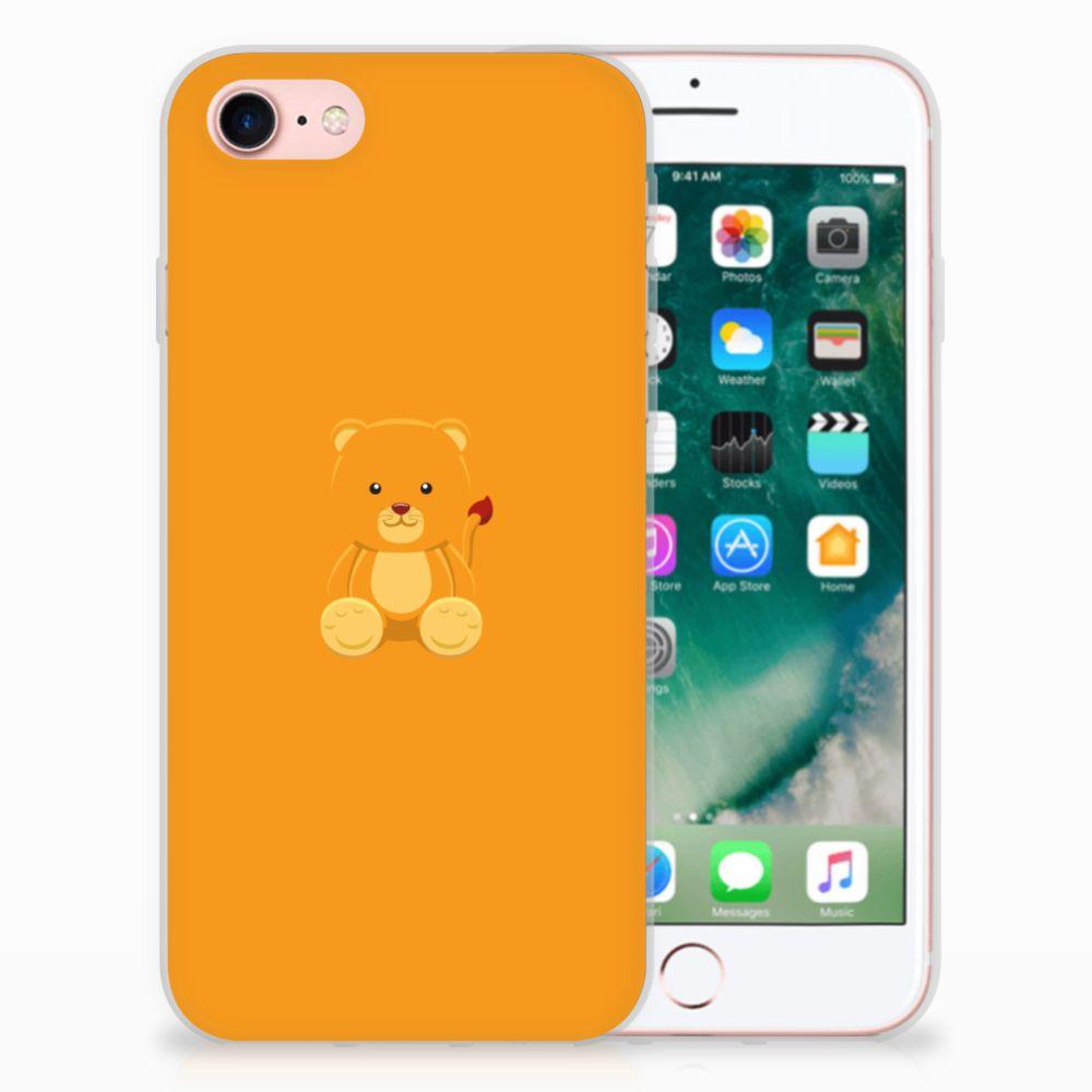 Apple iPhone 7 | 8 Uniek TPU Hoesje Baby Beer