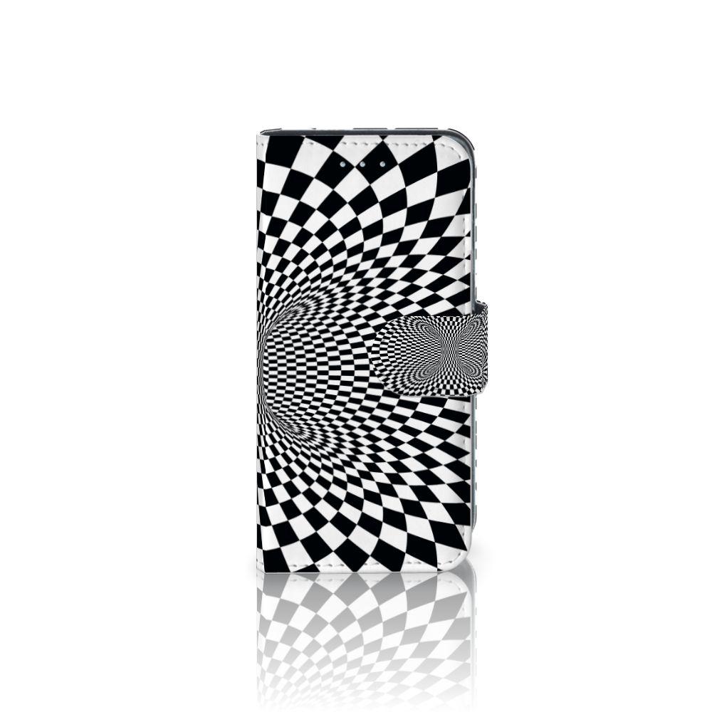 Samsung Galaxy A5 2016 Bookcase Illusie