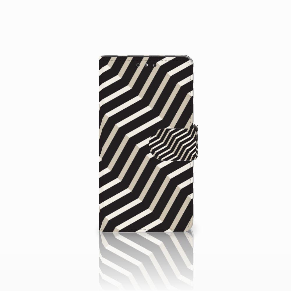 Huawei Y5 | Y6 2017 Boekhoesje Design Illusion