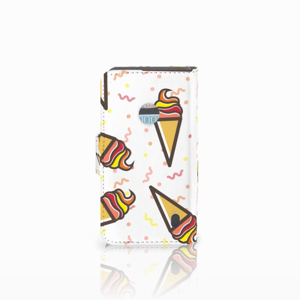 Nokia Lumia 520 Book Cover Icecream