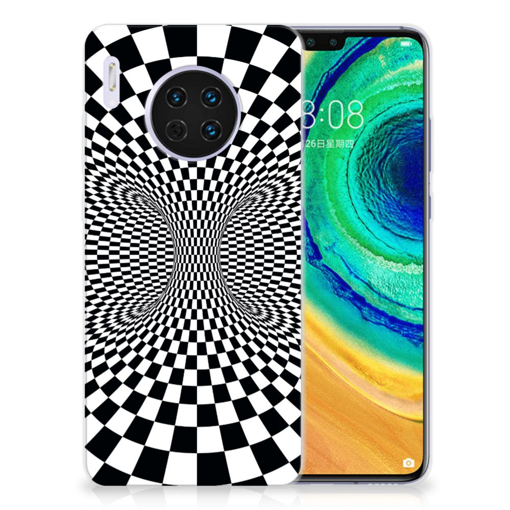 Huawei Mate 30 TPU Hoesje Illusie