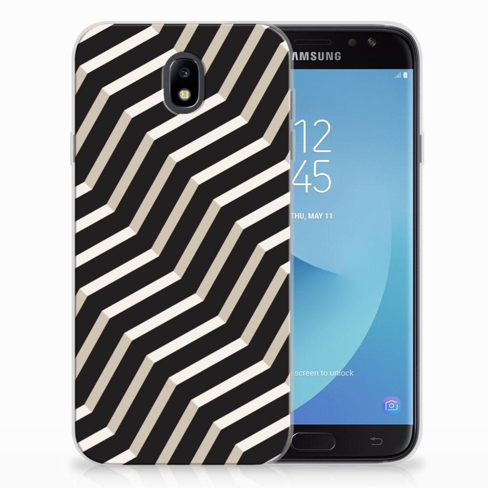 Samsung Galaxy J7 2017 | J7 Pro TPU Hoesje Illusion