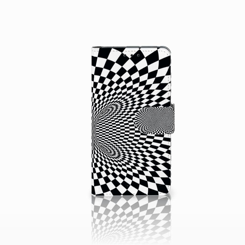 Huawei Y6 Pro 2017 Bookcase Illusie