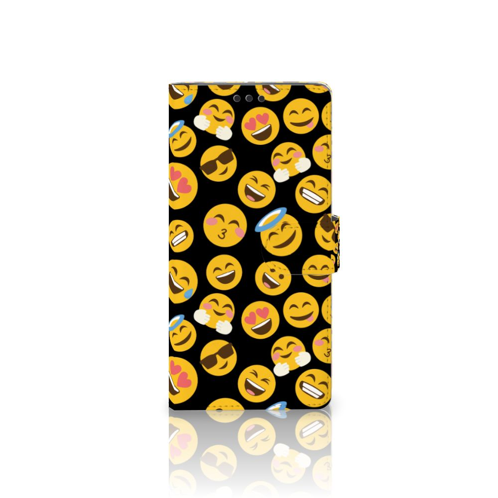 Sony Xperia XA Ultra Boekhoesje Design Emoji