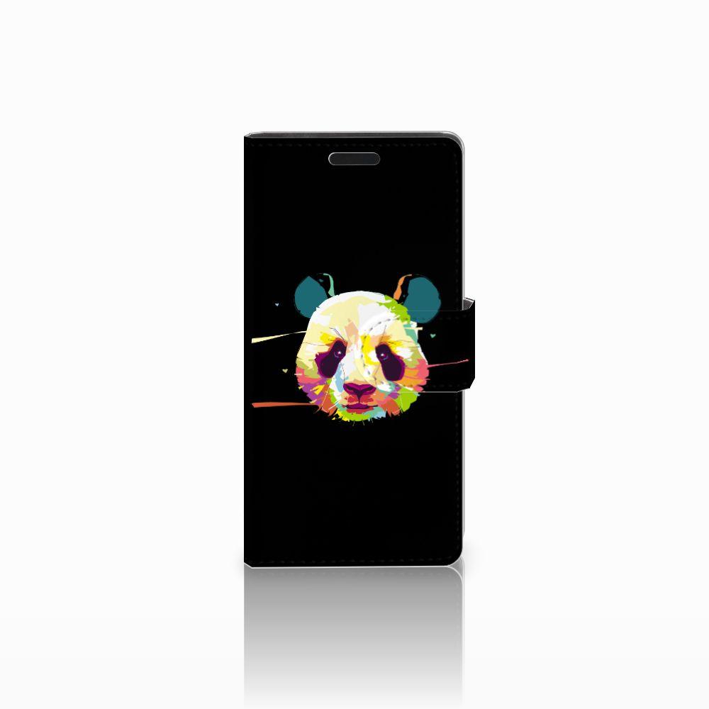 LG Leon 4G Boekhoesje Design Panda Color