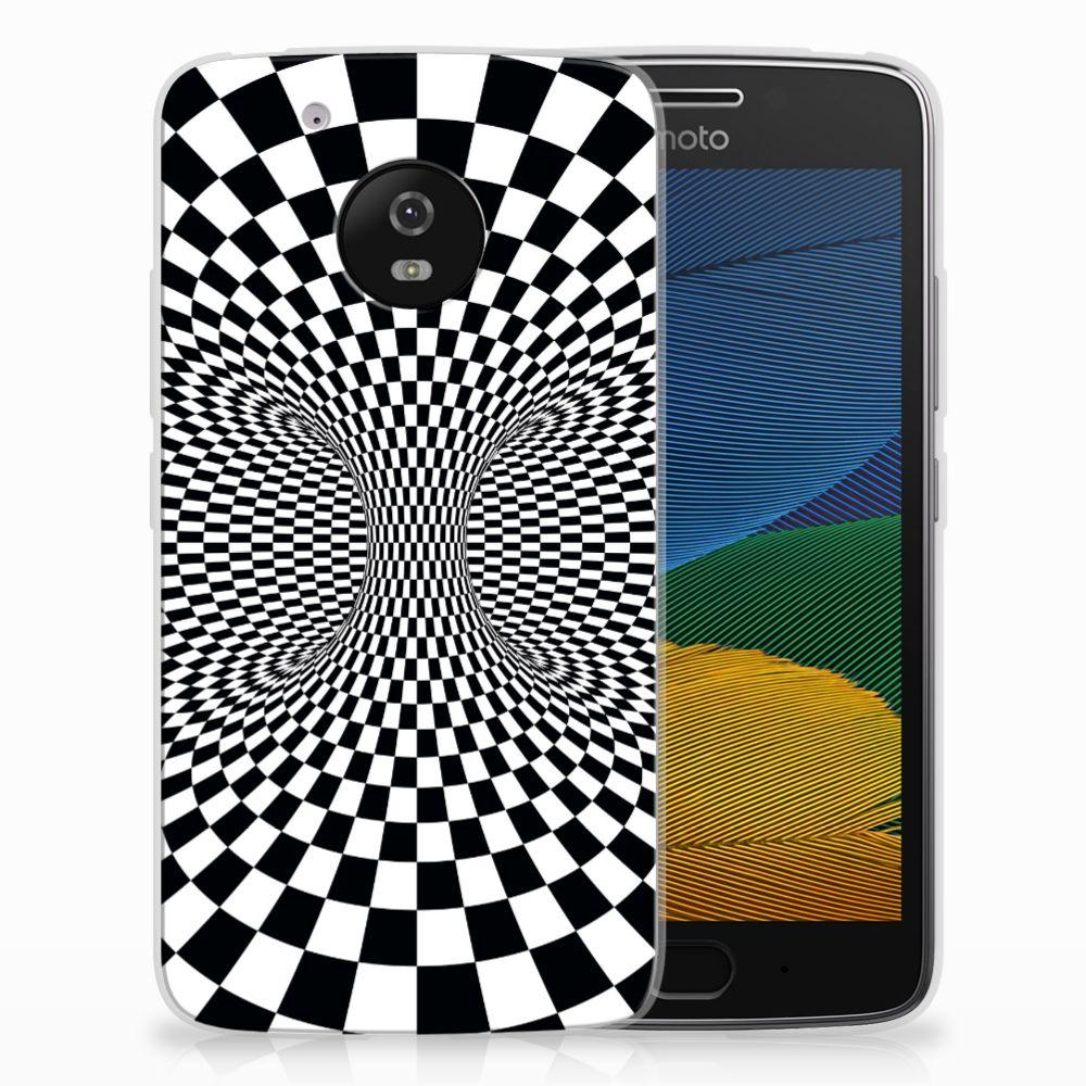 Motorola Moto G5 TPU Hoesje Illusie
