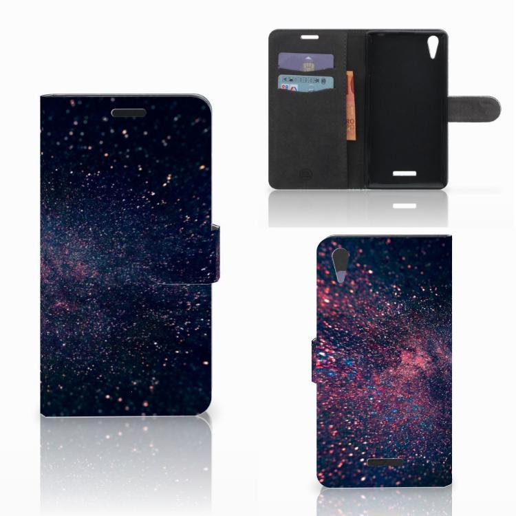 Sony Xperia T3 Bookcase Stars