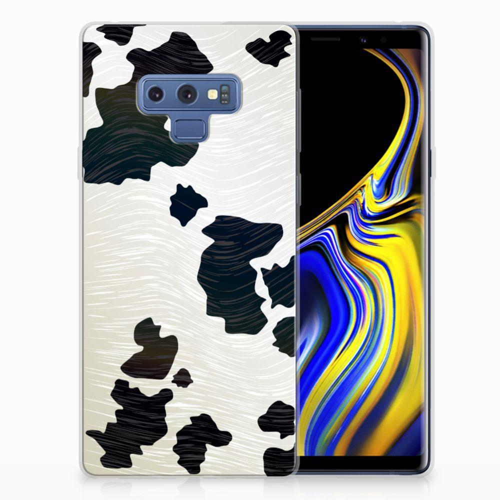 Samsung Galaxy Note 9 TPU Hoesje Koeienvlekken