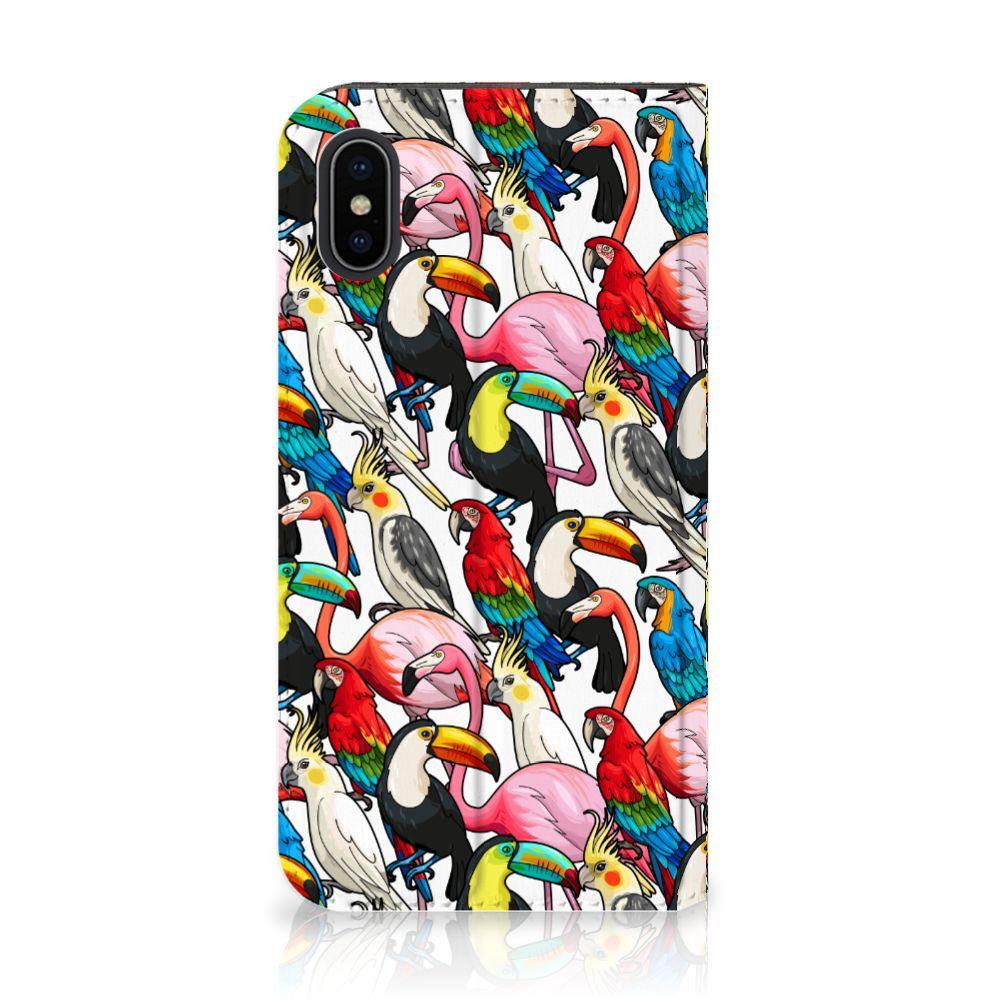 Apple iPhone X | Xs Hoesje maken Birds