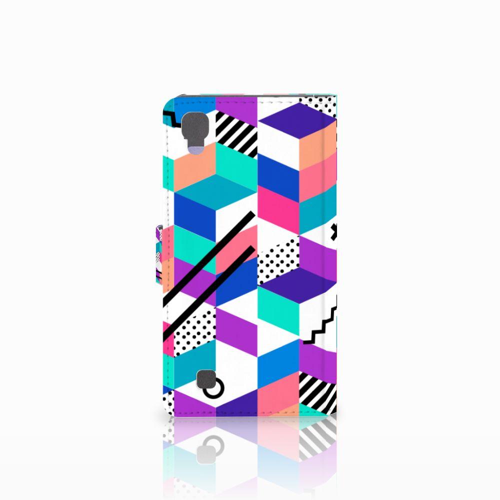 LG X Power Bookcase Blokken Kleurrijk