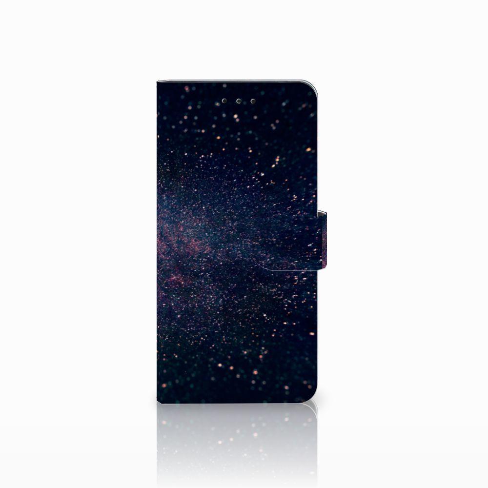 Motorola Moto E5 Plus Boekhoesje Design Stars
