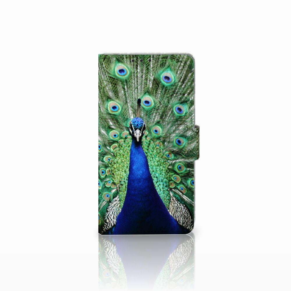 Sony Xperia Z1 Boekhoesje Design Pauw