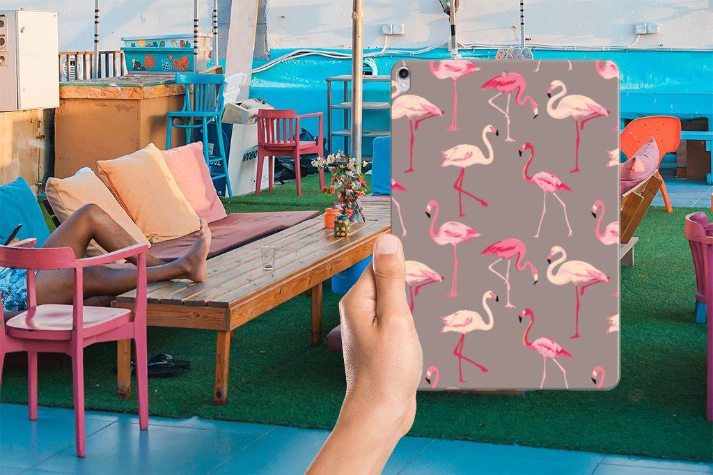 Apple iPad Pro 10.5 Back Case Flamingo
