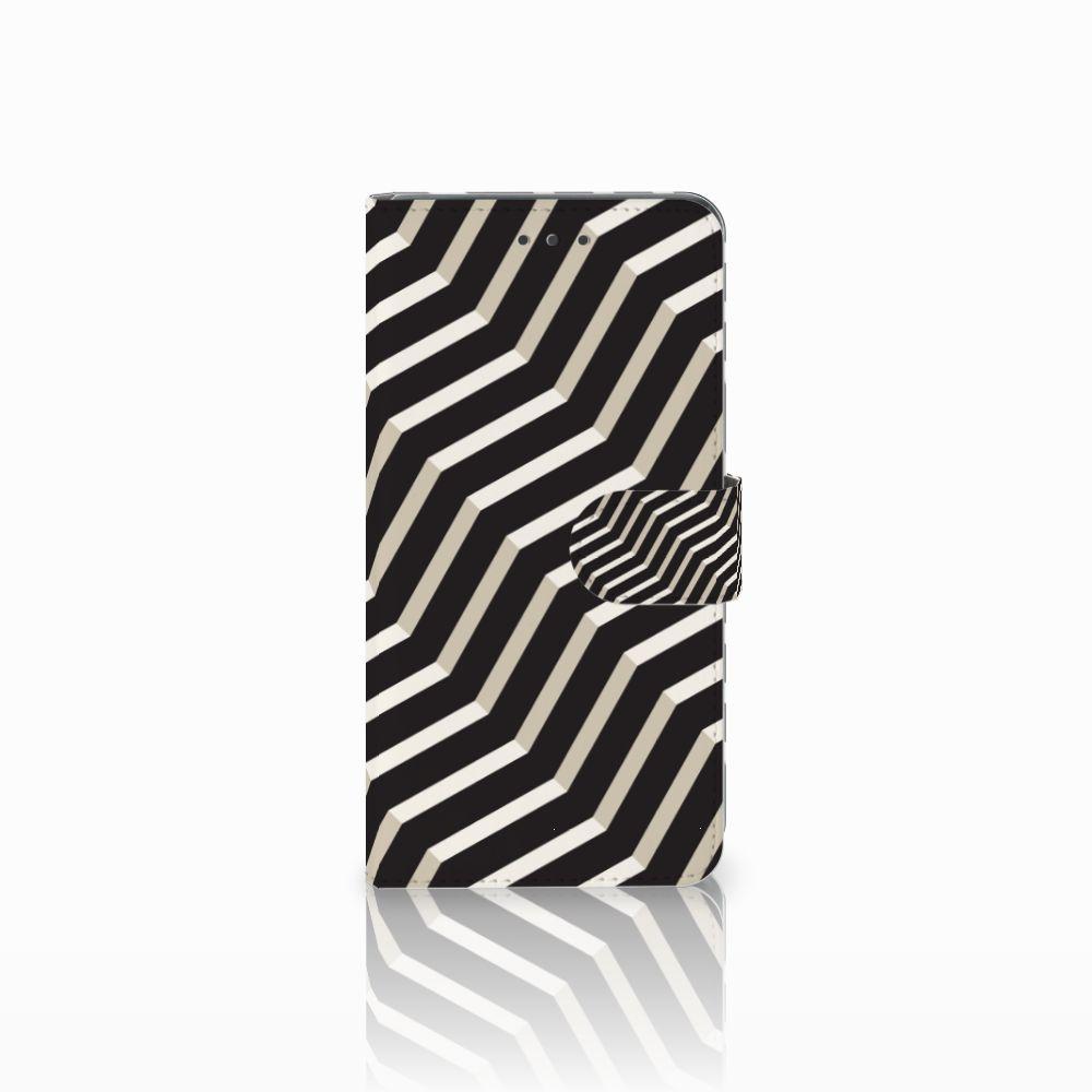 Huawei Mate 8 Boekhoesje Design Illusion