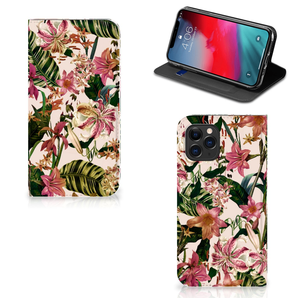 Apple iPhone 11 Pro Smart Cover Flowers