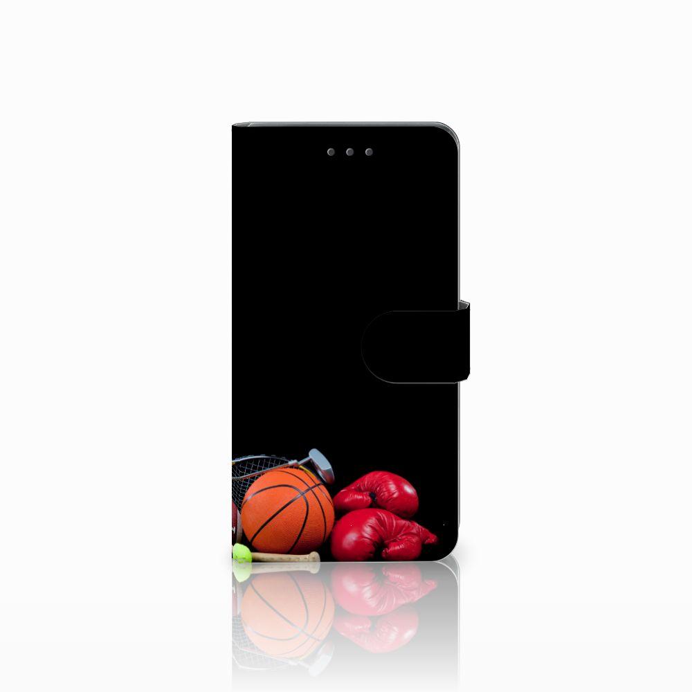 Huawei Mate 8 Boekhoesje Design Sports